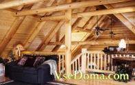 Дизайн деревянных домов